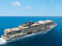 MSC SEASIDE La Nave che segue il Sole