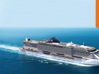 MSC SEAVIEW – MEDITERRANEO 2018 – Ti piacerebbe essere tra i primi a salire a bordo di una delle navi più belle e tecnologicamente più avanzate del Mondo?